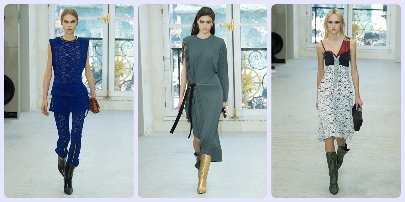 4975c3951b009 أجمل أزياء Louis Vuitton في أسبوع الموضة