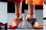 أحذية فندي لموسم ربيع وصيف 2014.