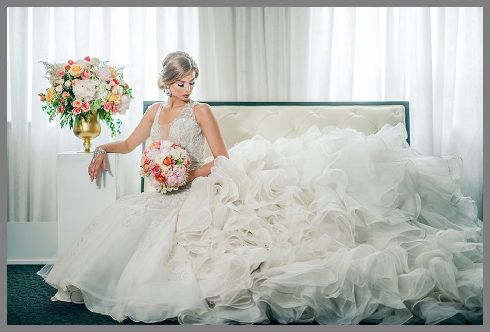 7cc397e4a فساتين زفاف مذهلة من Ines Di Santo لربيع / صيف 2017 | مجلة ازياء | جمال و  موضة المرأة
