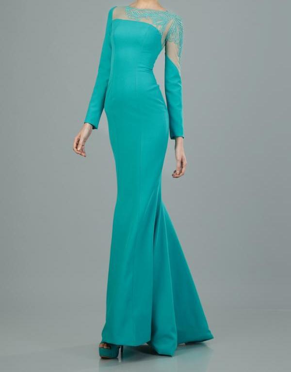 أزياء المصممة إيلا زحلان ربيع وصيف 2014 مجموعة أنثوية ساحرة