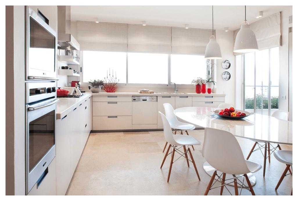 الصحيح للمطبخ لما يتوافق مع مساحة المكان و الاحتياجات و