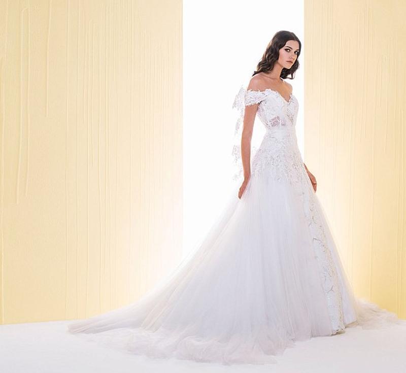 033043046 فساتين الأحلام لأجمل عروس من Saiid Kobeisy | مجلة ازياء | جمال و موضة المرأة