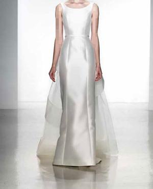 فساتين الزفاف للمصممة Amsale ربيع - صيف 2014.
