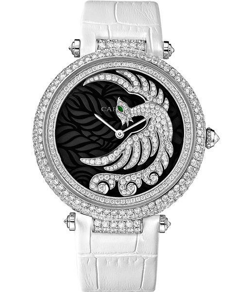 مجموعة كارتييه من مجوهرات والساعات لـ 2013