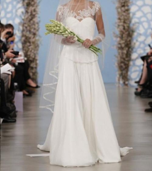 فساتين زفاف أوسكار دي لا رنتا2014