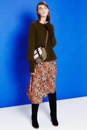 مجموعة M Missoni خريف وشتاء2014-2015 للأزياء الجاهزة.