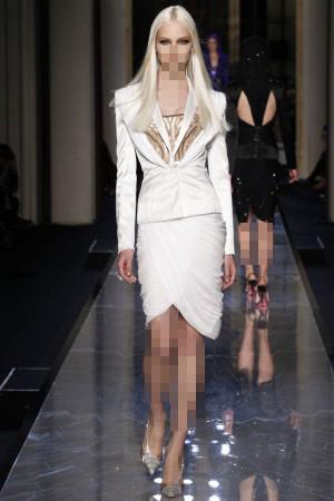 أزياء فيرساتشي هوت كوتور ربيع وصيف 2014